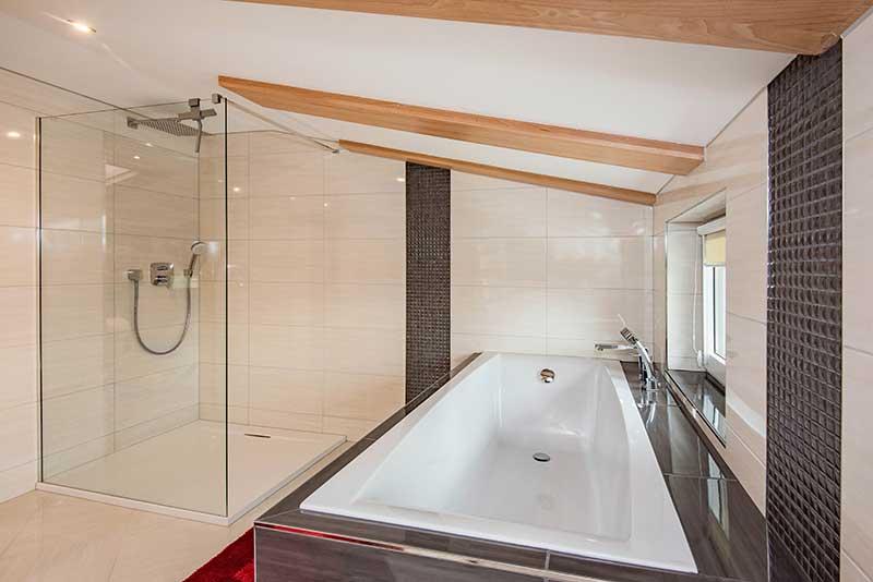 Badezimmer Ferienhaus Ingrid Micael Wilke