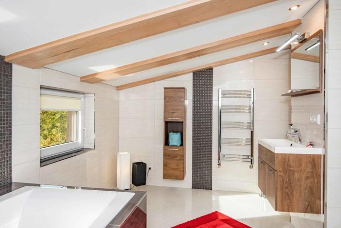 Badezimmer Ferienhaus Ingrid Heringsdorf